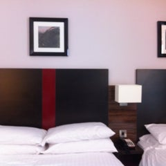 Photo taken at Clayton Hotel by Myles W. on 5/25/2012