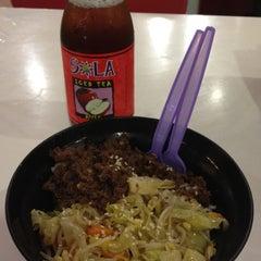 Photo taken at Lasapin by Rey S. on 3/22/2012