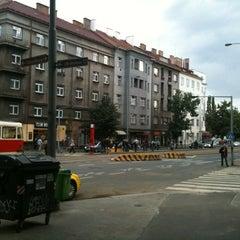 Photo taken at Bohemians (tram) by nelen on 7/16/2012