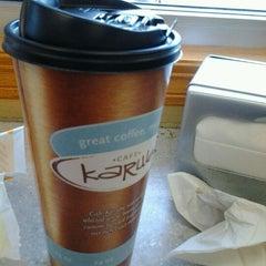 Photo taken at Kwik Trip by Joe D. on 3/21/2012