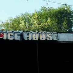 Photo taken at Icehouse Comedy Club Pasadena by Steve B. on 7/2/2012
