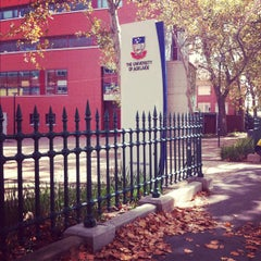 Photo taken at The University of Adelaide by Larry H. on 4/24/2012