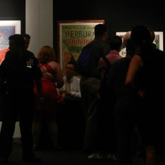 Photo taken at Walter Reade Theater by meniscuszine.com on 7/8/2012