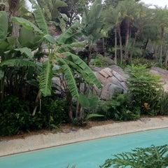 Photo taken at Disney's Typhoon Lagoon Water Park by Gannon E. on 7/17/2012