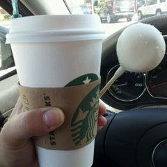 Photo taken at Starbucks by Destiny M. on 7/27/2012