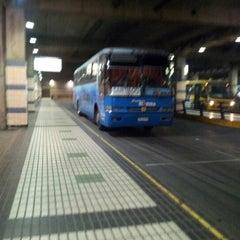 Photo taken at Estación Intermodal Bellavista de la Florida by Cristopher Z. on 9/1/2012