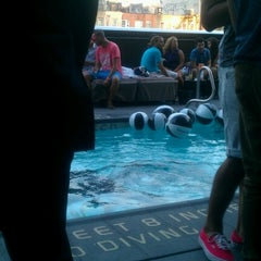 Photo taken at Topshop Topman Summer Series at The Thompson LES by Olivia B. on 8/2/2012