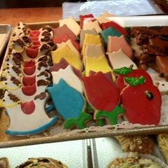 Photo taken at La Tropezienne Bakery by Su W. on 6/18/2012