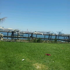 Photo taken at Port Of Long Beach by Liliana Q. on 7/15/2012