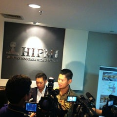 Photo taken at Hipmi Center by cntk a. on 5/16/2012