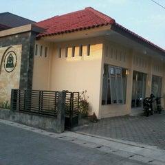 Photo taken at Yayasan Yatim Piatu Murni Ar-Rahman by Bekti S. on 6/20/2012
