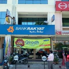Photo taken at Bank Rakyat Serdang Raya by abuzainyismail t. on 2/10/2012