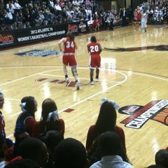 Photo taken at Hagan Arena by CHiZ on 3/5/2012