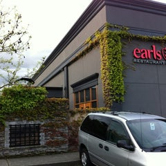 Photo taken at Earls Restaurant by Tim L. on 5/1/2012