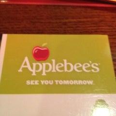 Photo taken at Applebee's by AARON R. on 8/24/2012