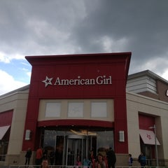 Photo taken at American Girl Doll Store by Robert on 4/22/2012