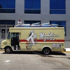 Photo taken at Mandoline Grill Truck by maddot13 on 6/8/2012