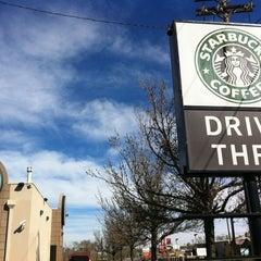 Photo taken at Starbucks by Lana C. on 3/24/2012
