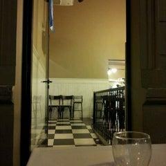 Photo taken at Menggano by Gabino F. on 3/26/2012