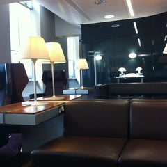 Photo taken at Eurostar Business Premier Lounge by Reno D. on 6/17/2012