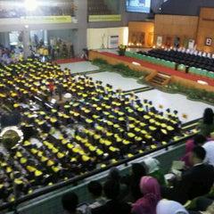 Photo taken at Komunitas KEDATUN KEAGUNGAN Cinta Budaya@UI Depok by Seghayo Mpuwan Suttan P. on 2/18/2012