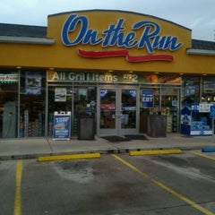 Photo taken at Mobil by Jared S. on 4/28/2012