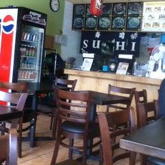 Photo taken at Wasabi & Wok by David D. on 8/6/2012