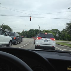 Photo taken at I-95 & Palmetto Park Rd by Eric L. on 6/5/2012
