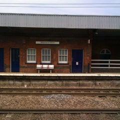 Photo taken at Hitchin Railway Station (HIT) by Tony I. on 6/14/2012