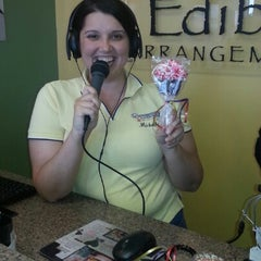 Photo taken at Edible Arrangements by Judy A. on 8/15/2012