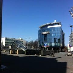 Photo taken at Sosnowiec by Thomas K. on 4/9/2012