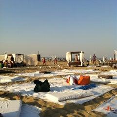Photo taken at Singita Miracle Beach by Giorgio A. on 7/28/2012