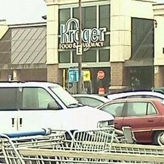Photo taken at Kroger by Michael R. on 2/19/2012