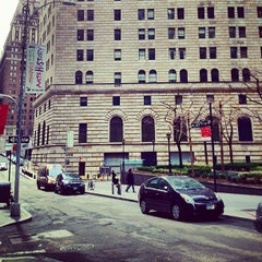 Photo taken at Federal Reserve Bank of New York by Andrew R. on 3/3/2012
