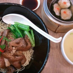 Photo taken at Hongkong Noodle by Ekk L. on 6/11/2012