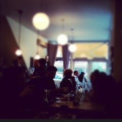 Photo taken at Marco & Pepe by Mike L. on 5/24/2012