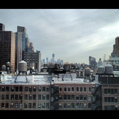 Photo taken at Hotel Indigo New York City - Chelsea by Kemp E. on 5/30/2012