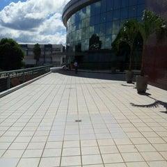 Photo taken at UniCEUB - Centro Universitário de Brasília by Rafael S. on 5/23/2012