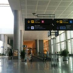 Photo taken at Terminal 3 by Luna G. on 4/20/2012