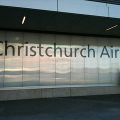 Photo taken at Christchurch International Airport (CHC) by weolak on 6/4/2012