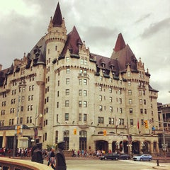 Photo taken at Fairmont Château Laurier by Gary L. on 6/18/2012