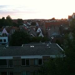 Photo taken at Parkeergarage De Kamp P5 by Erwin on 6/29/2012