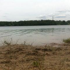 Photo taken at Waldsee by Der_Thomas_ on 6/24/2012