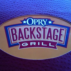 Photo taken at Opry Backstage Grill by Liz L. on 6/8/2012