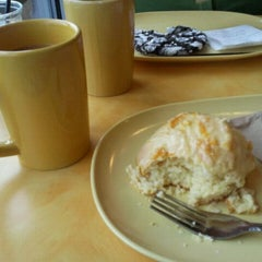 Photo taken at Panera Bread by Emily H. on 2/16/2012