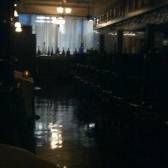 Photo taken at Stock-Yard Restaurant by Tim Hobart M. on 2/11/2012