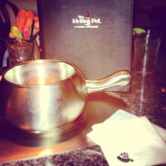 Photo taken at The Melting Pot by Matt M. on 6/21/2012