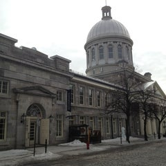 Photo taken at Marché Bonsecours by Jeremy M. on 2/20/2012