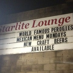 Photo taken at Starlight Lounge by Paul M. on 7/21/2012