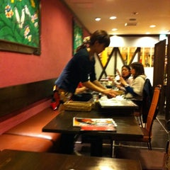 Photo taken at Soup Curry lavi エスタ(ESTA)店 by Joanna on 3/30/2012